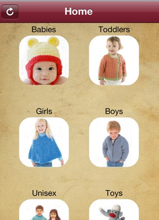 App Babies and Kids Knitting1