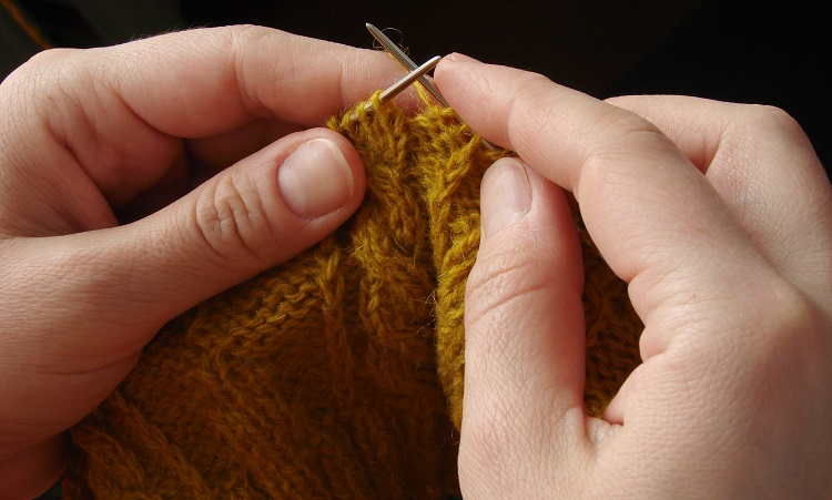 Kunsten at strikke