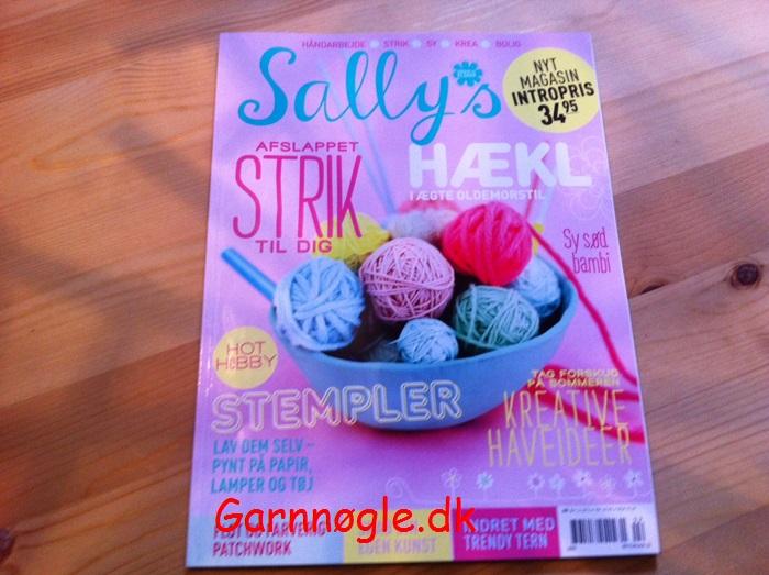 Photo of Nyt håndarbejdsblad – Sallys