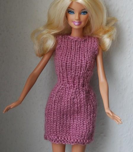 Sommerkjole til Barbie