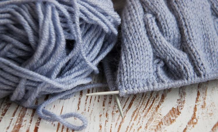 Husk strikkeprøven