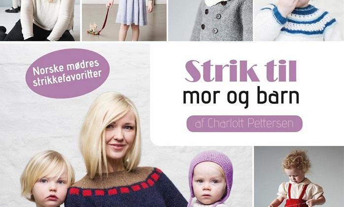 Photo of Strik til mor og barn