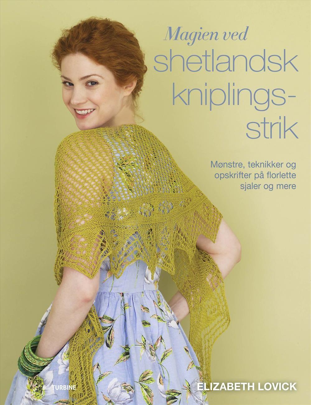 shetlandsk kniplingsstrik
