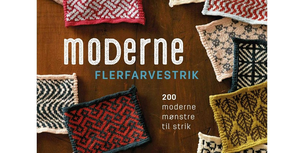 Photo of Moderne flerfarvestrik