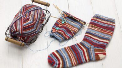 Photo of Størrelstabel til sokker